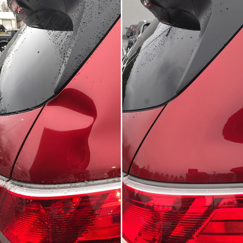 Paintless Dent Repair >> Paintless Dent Repair - Pro PDR of Georgia